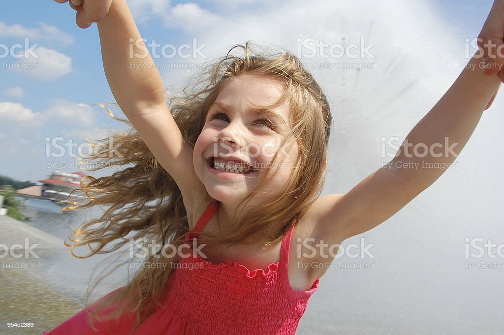 happy motion royalty-free stock photo
