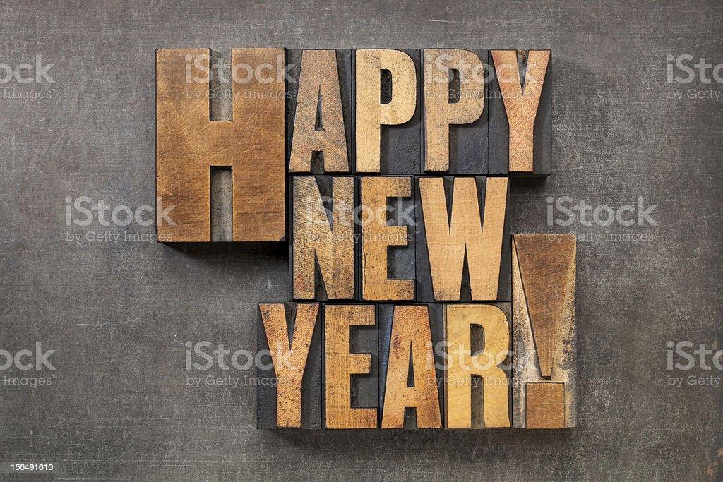 Happy New Year! royalty-free stock photo