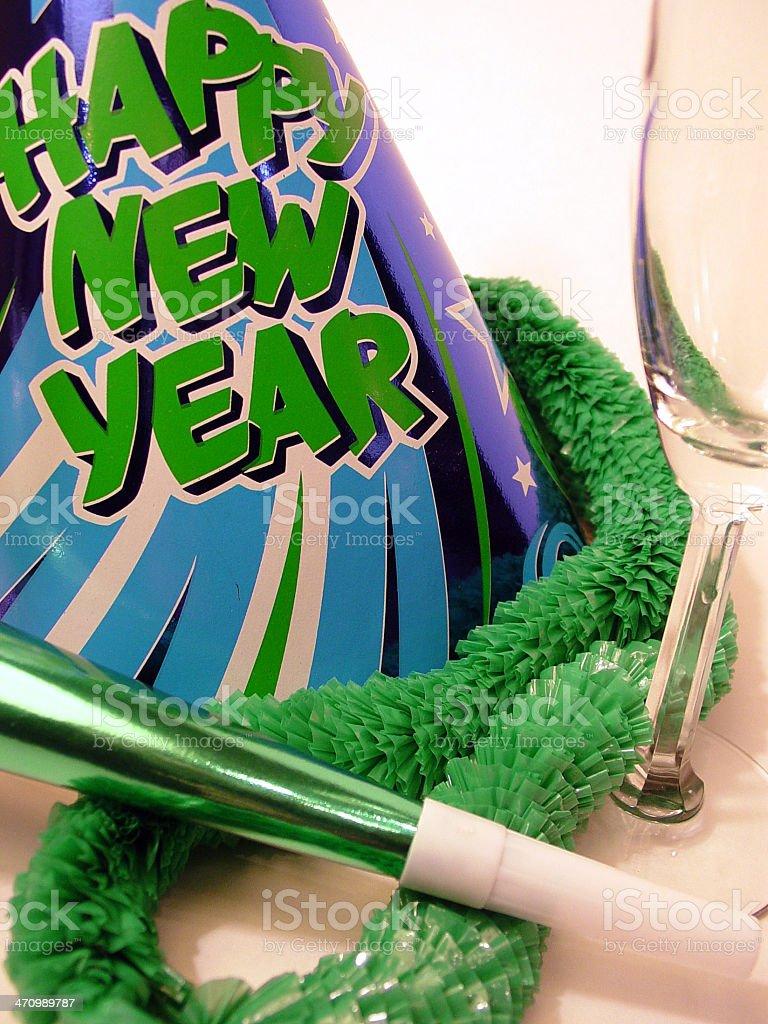 Happy New Years royalty-free stock photo