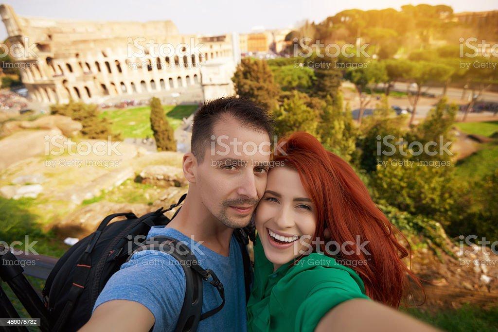 happy next to you stock photo