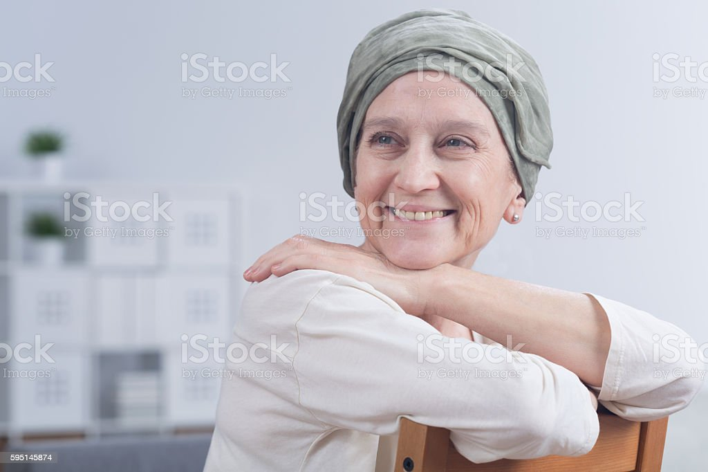 Happy no matter what stock photo