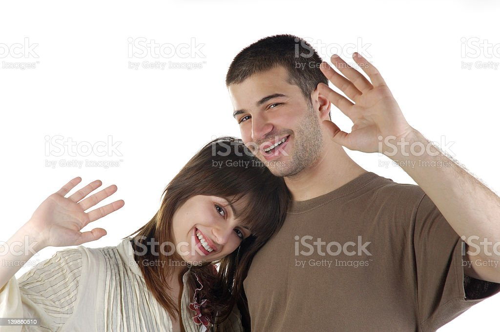 happy picture royalty-free stock photo