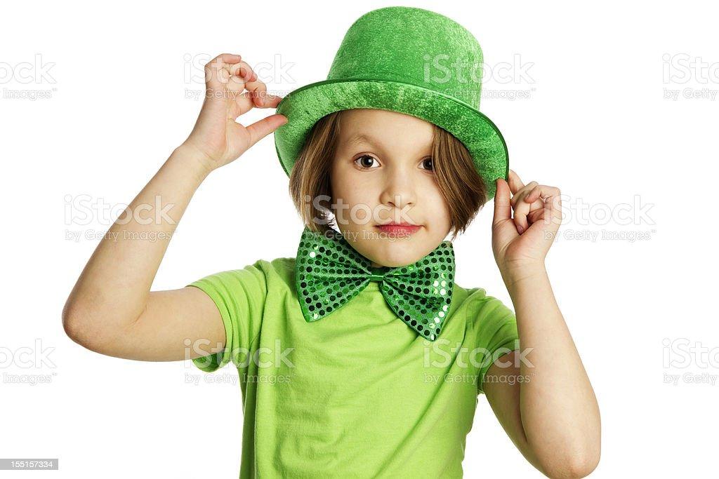 Happy St Patrick's Day royalty-free stock photo