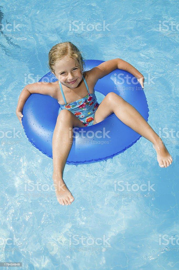 Happy summer vacation royalty-free stock photo