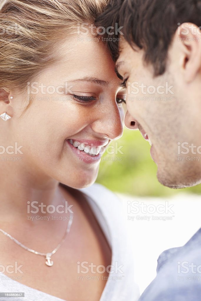 Happy to be with you royalty-free stock photo