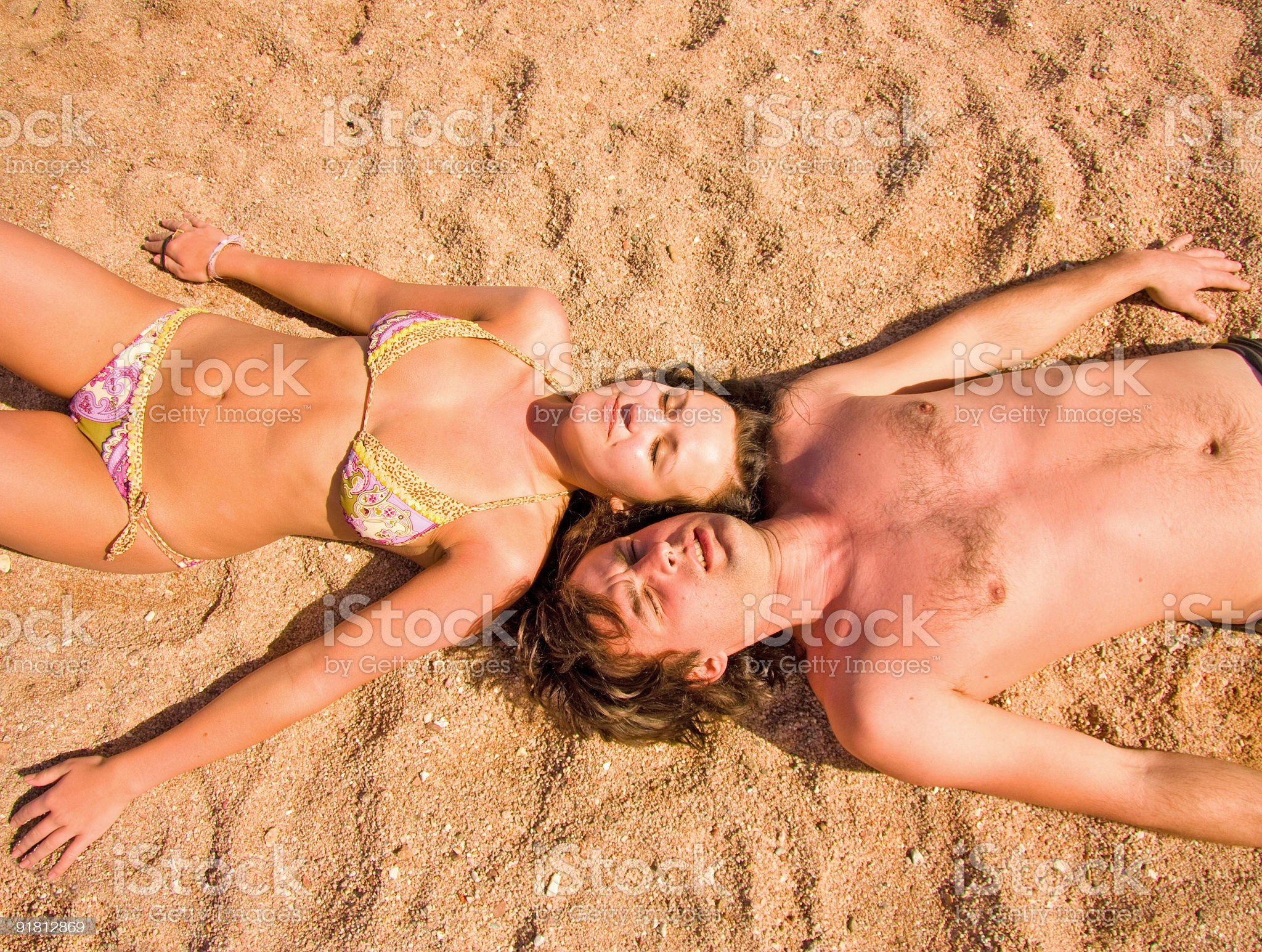 Happy together! royalty-free stock photo