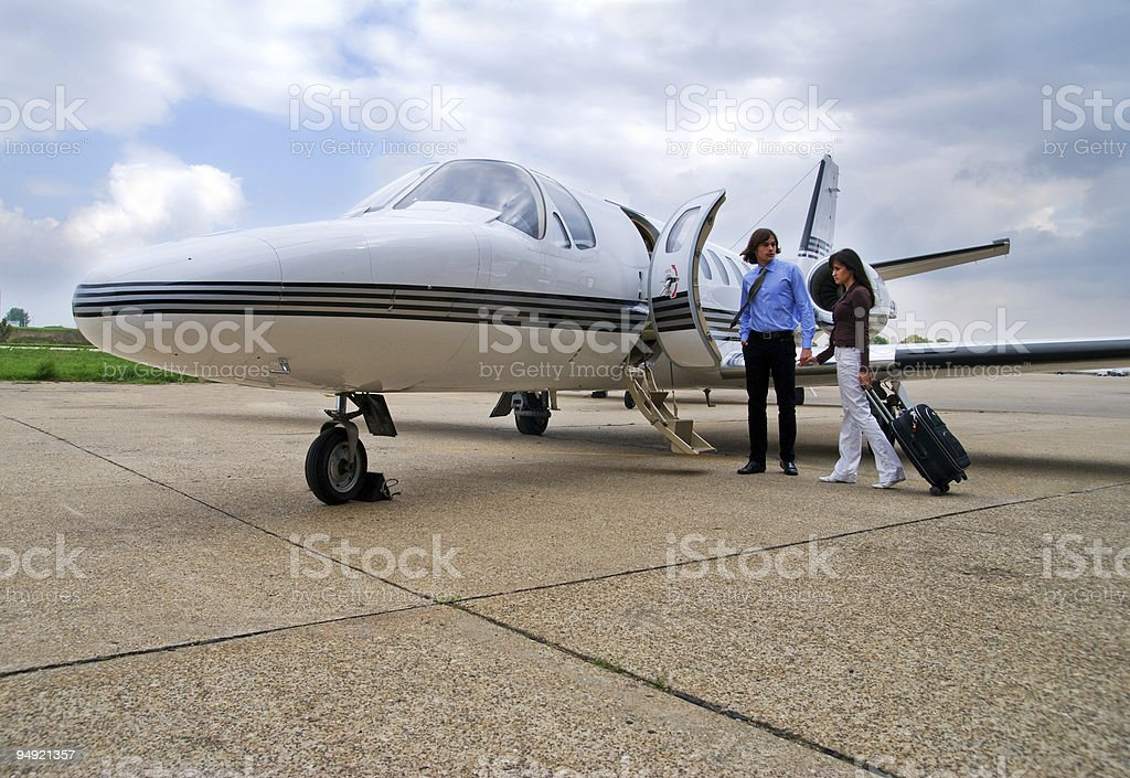 Happy travel royalty-free stock photo