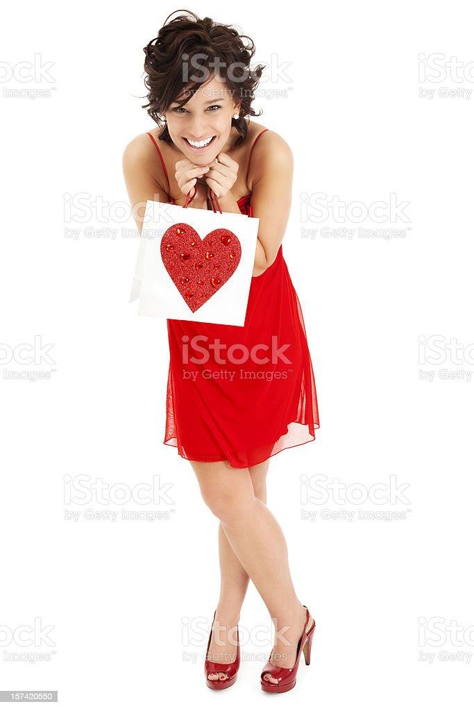 Happy Valentines Day! royalty-free stock photo