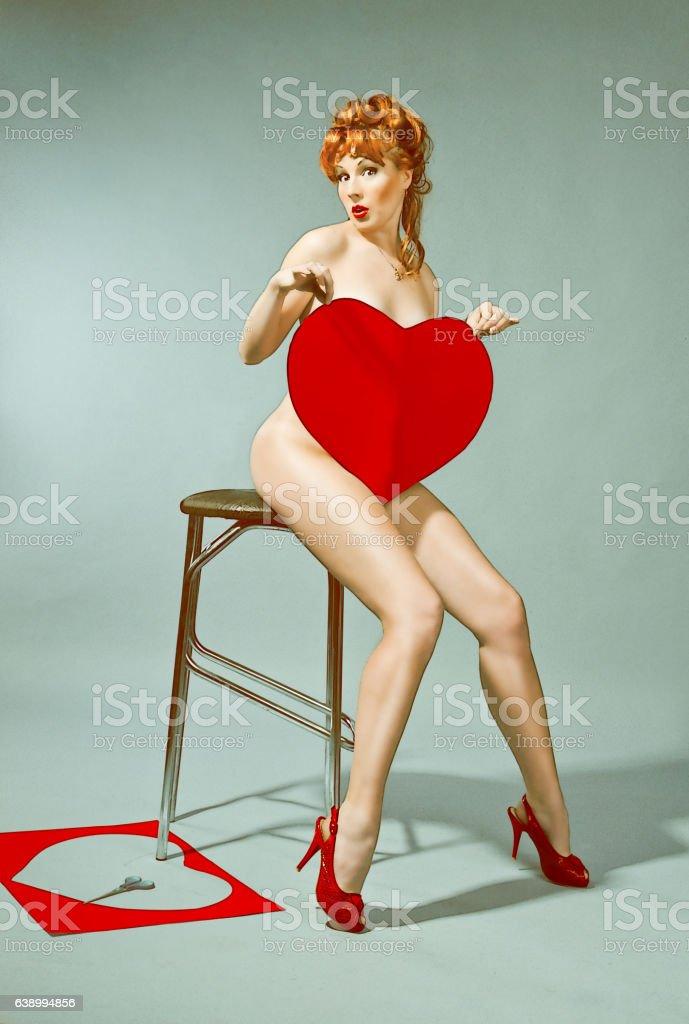 Happy Valentines Day! stock photo