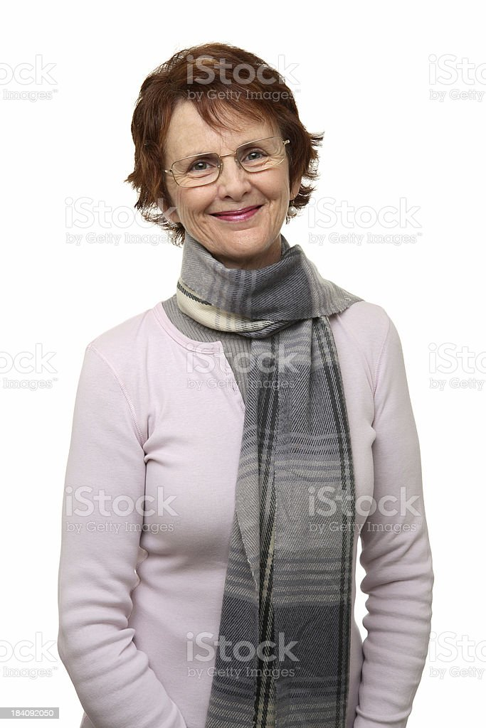 Happy Woman royalty-free stock photo