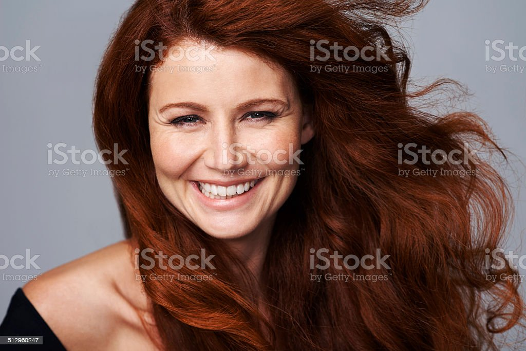 Happy women are the most beautiful stock photo