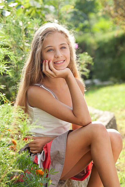 14 Year Old Girl Model Pictures, Images And Stock Photos