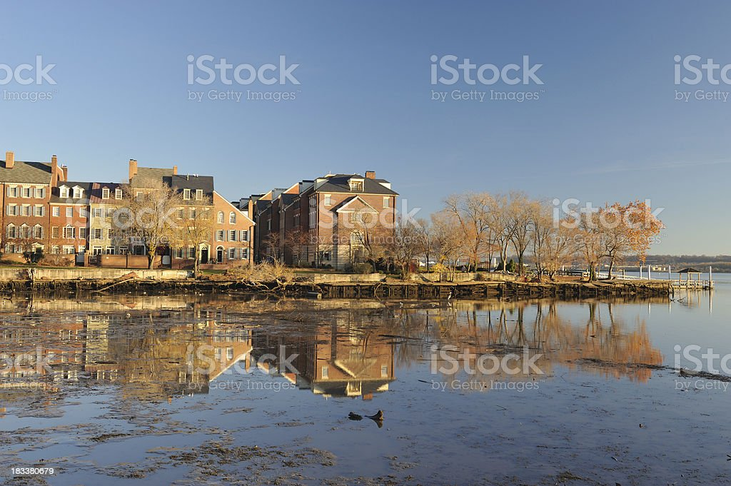 Harborside Housing stock photo