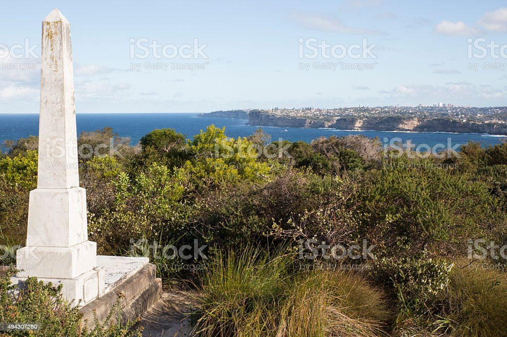 Harbour Entrance stock photo