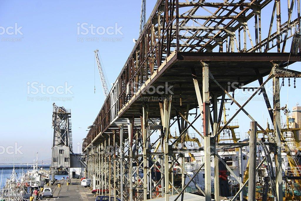 Harbour III royalty-free stock photo