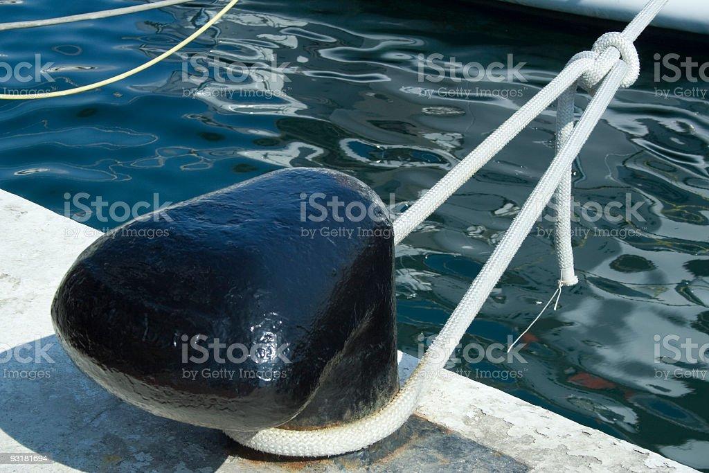 Harbour Puerto Banus royalty-free stock photo