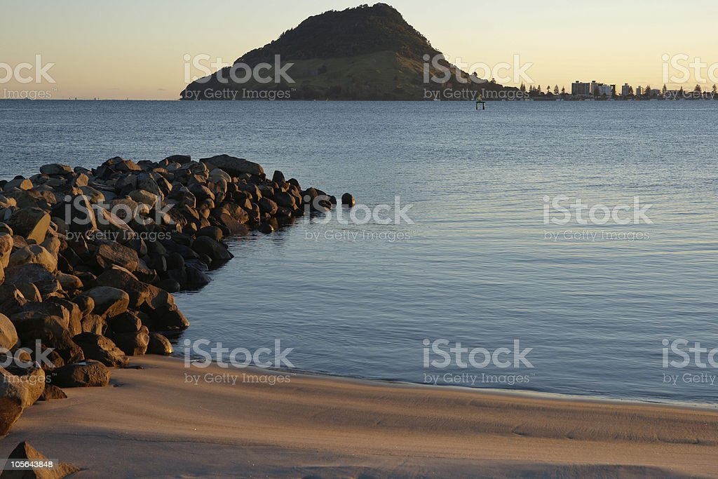 Harbour view. stock photo