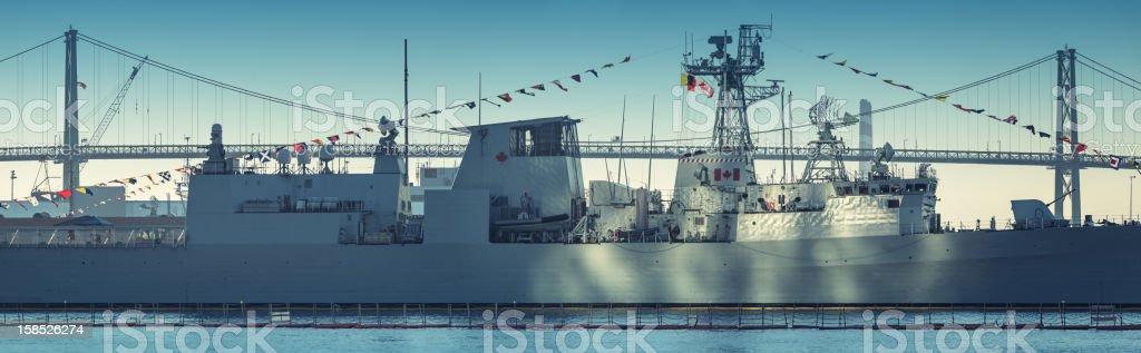 Harbour View stock photo