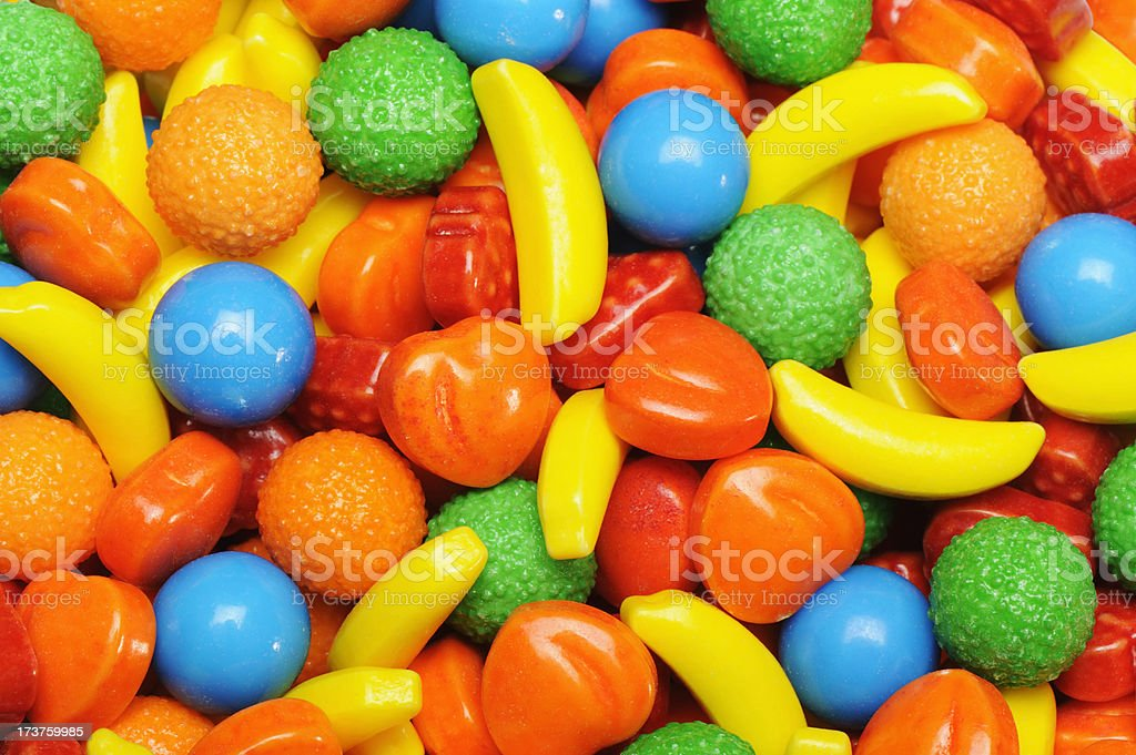 Hard candy royalty-free stock photo