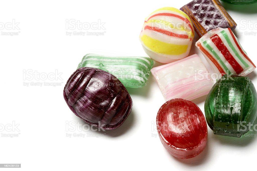 Hard Candy royalty-free stock photo