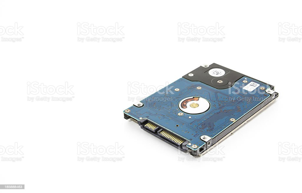 Hard Disk Computer stock photo