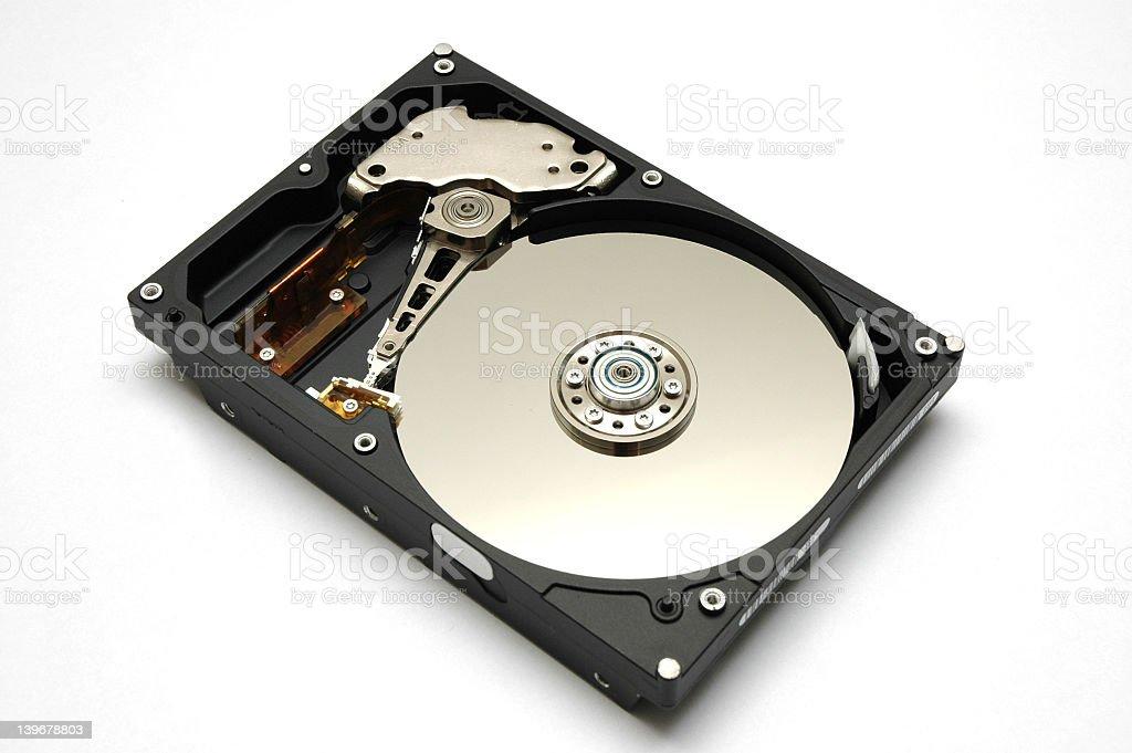 Hard Disk royalty-free stock photo