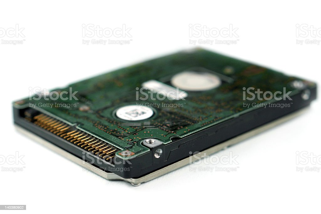 Hard Disks royalty-free stock photo