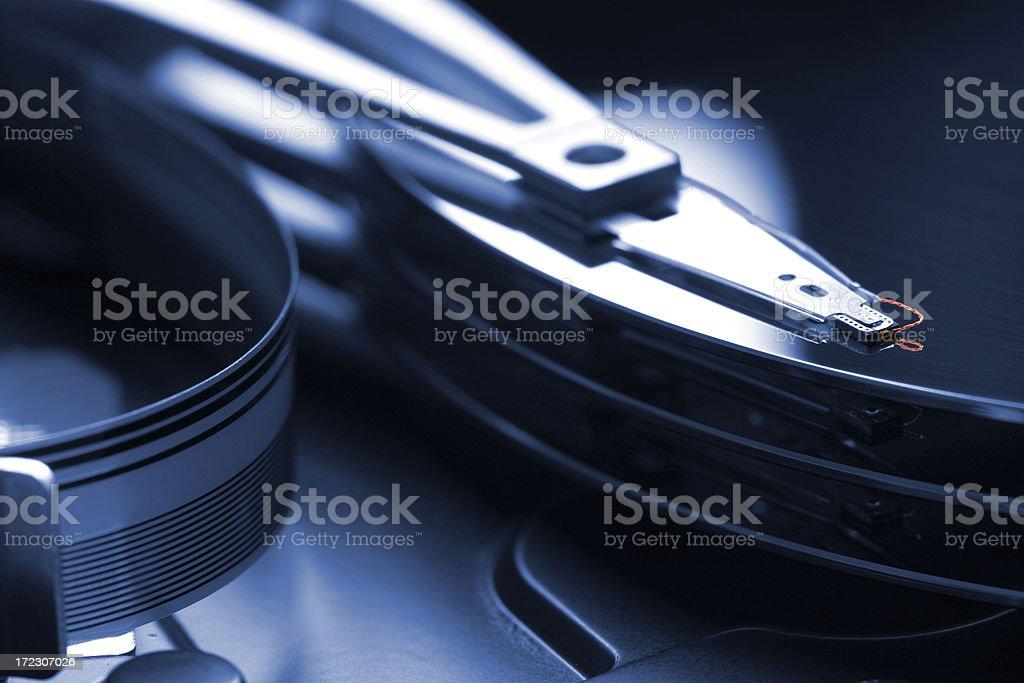 Hard drive 006 royalty-free stock photo
