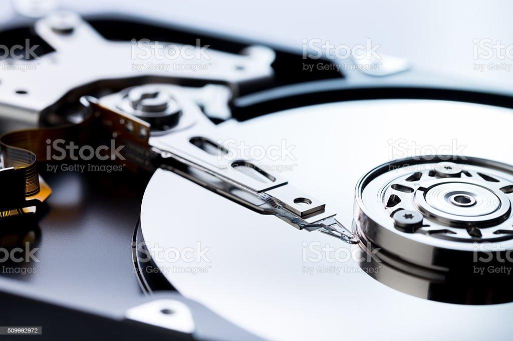 Hard Drive Disk stock photo