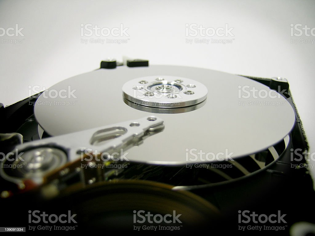 Hard Drive royalty-free stock photo