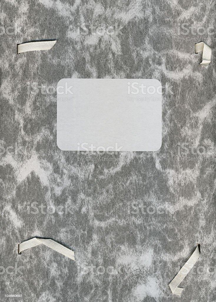 Hard paper royalty-free stock photo