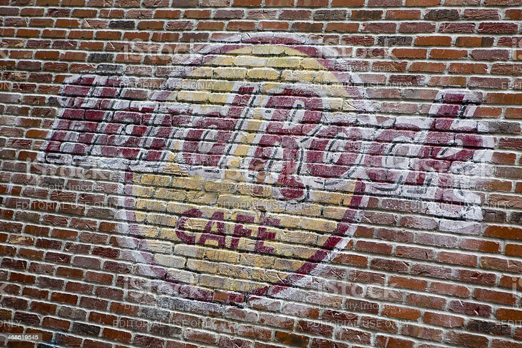 Hard Rock Cafe Seattle Washington stock photo
