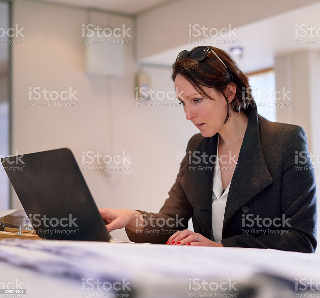 Hard work produces it's own rewards stock photo