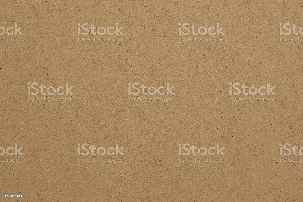 Hardboard texture with tan colors stock photo