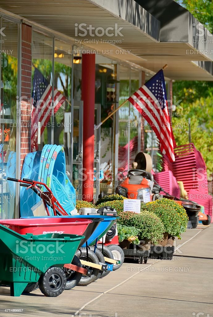 ACE Hardware, Fort Collins royalty-free stock photo