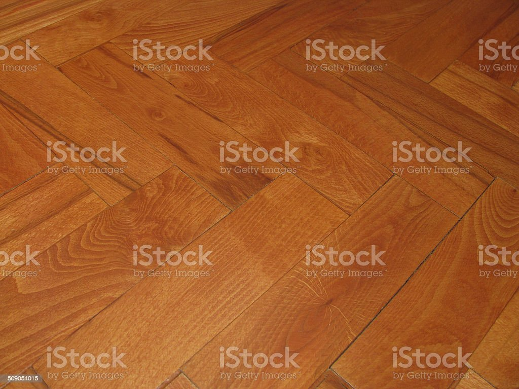Hardwood Flooring stock photo