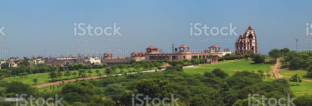 Hare Krishna Temple royalty-free stock photo