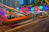 Hari Raya Bazaar at Geylang Serai, Singapore