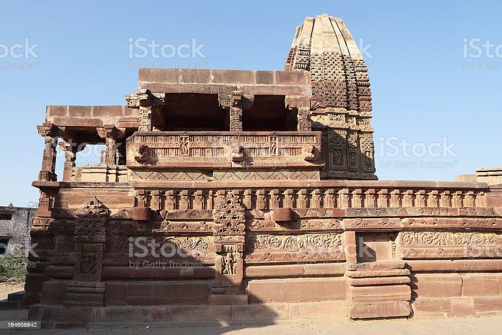 Harihara Temple, Osian Rajasthan, India stock photo