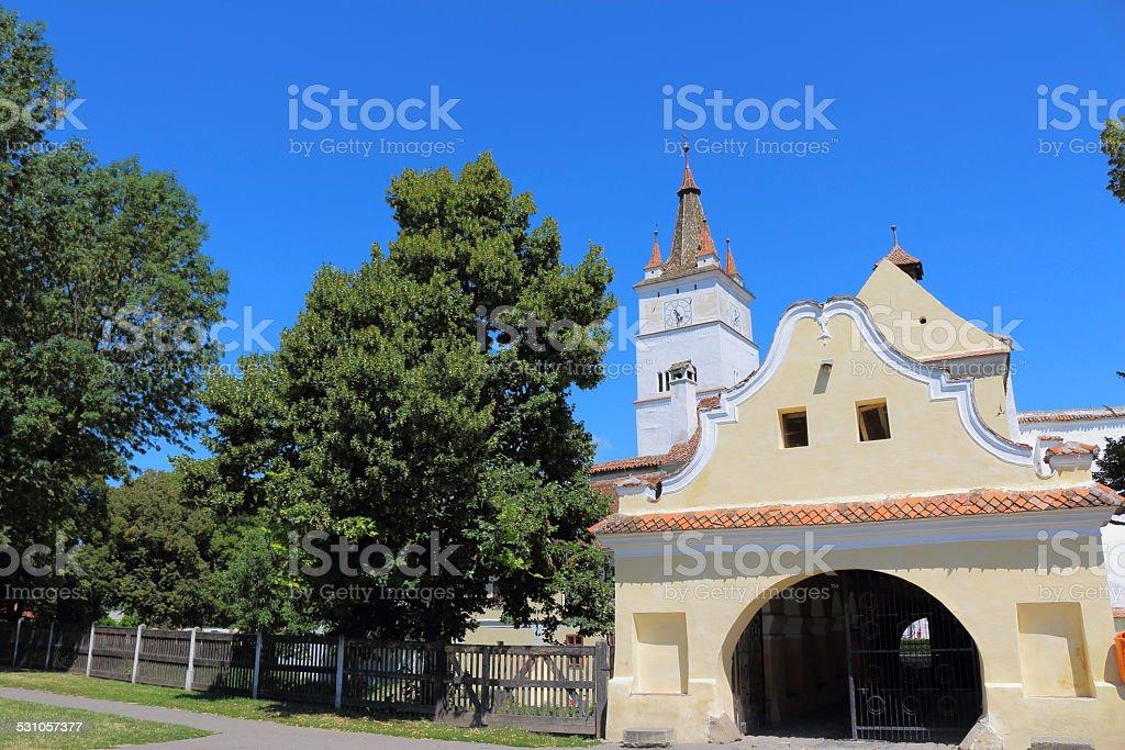 Harman Church stock photo