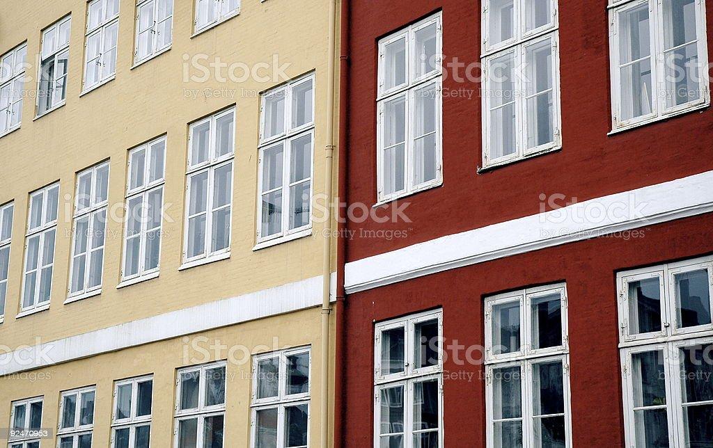 Harmonic Contrast stock photo