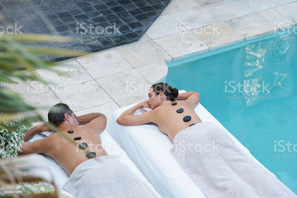Harmonious luxury stock photo