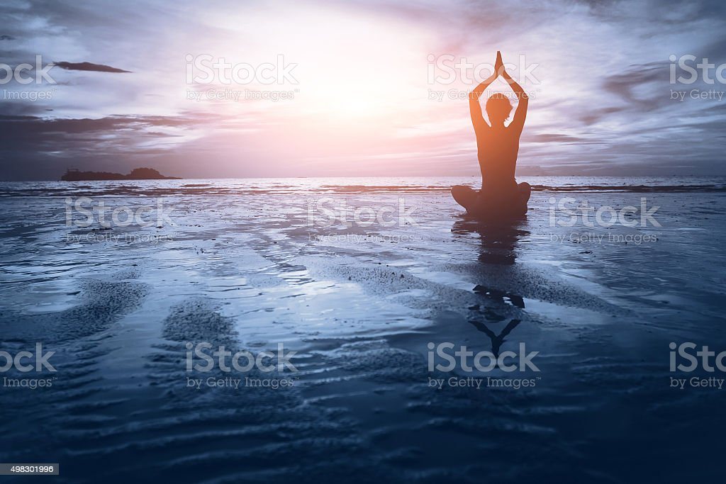 harmony background, body, mind and spirit stock photo