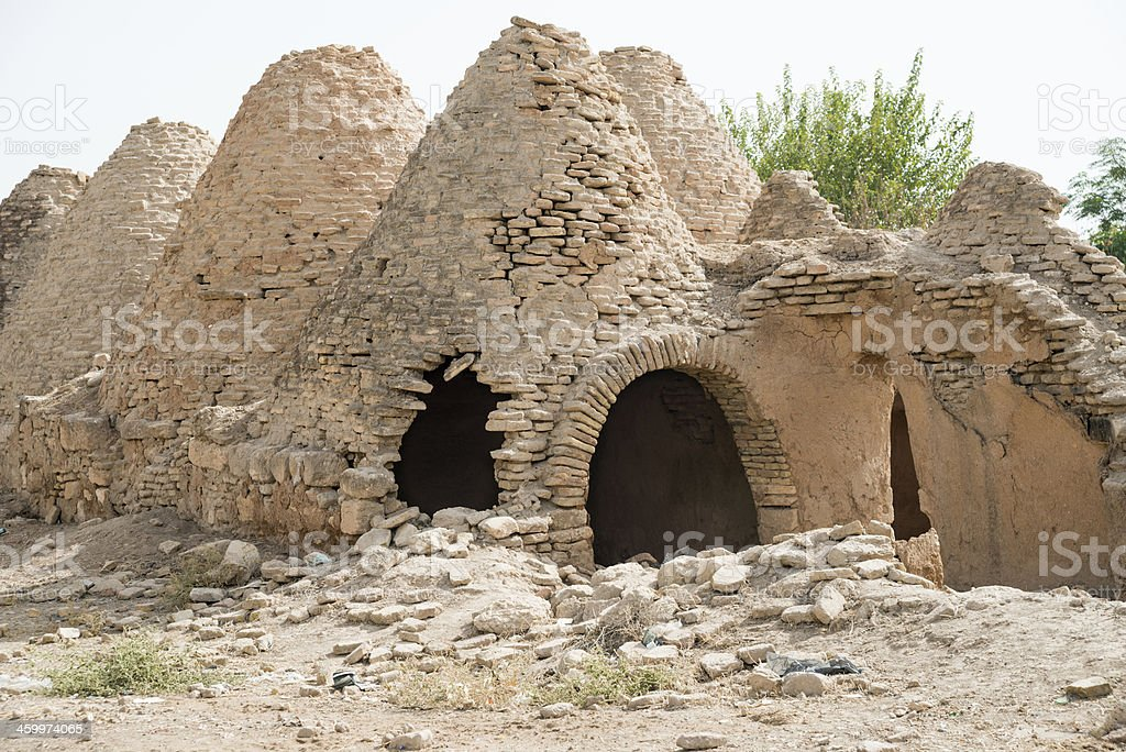 Harran Houses stock photo