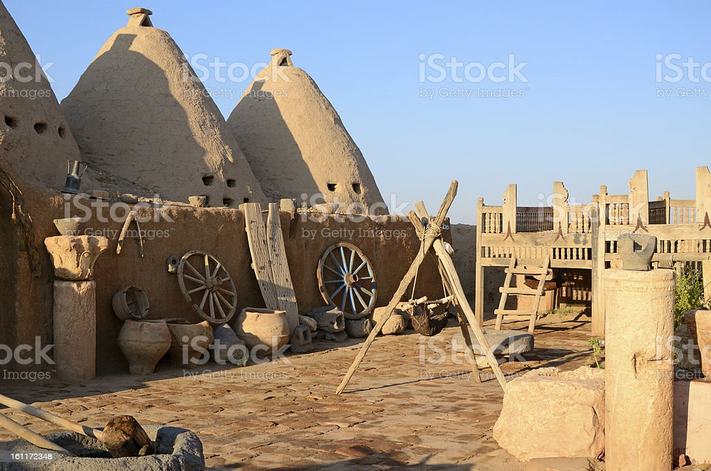 Harran royalty-free stock photo