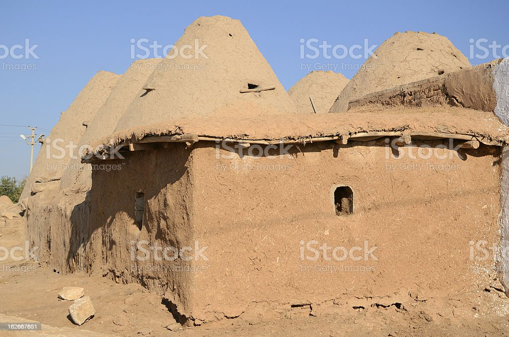 Harran (Turkey) stock photo