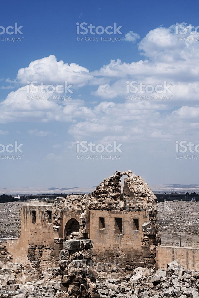 Harran urfa turkey stock photo