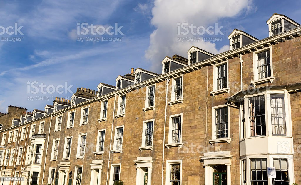 Harrogate Architecture stock photo