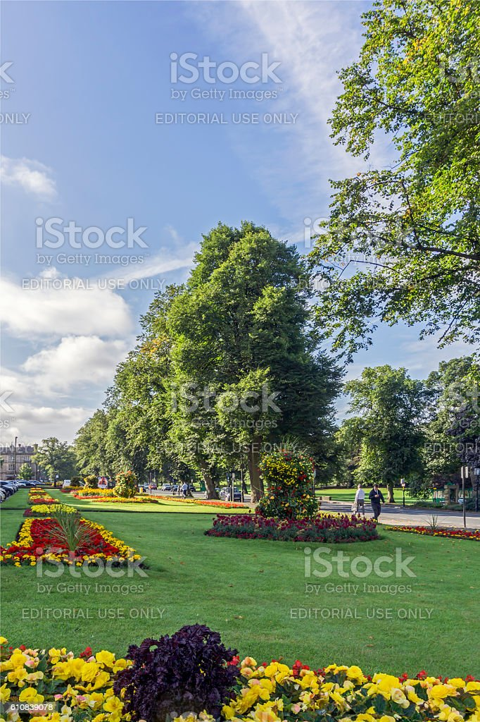 Harrogate stock photo