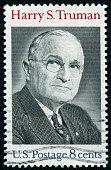 Harry S. Truman Stamp